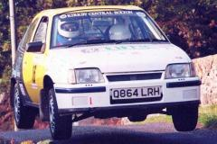 Car:16 Michael Shiel & Graham Shiel, Astra 1993