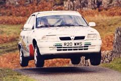 Car:12 Daniel Harper & Les Reger, Astra 1998