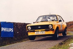Car:20 Mark Hudson & Dave McKinlay, Esc Mk2 2100
