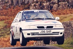 Car:24 Callum Guy & Fred Bell, Astra GSi