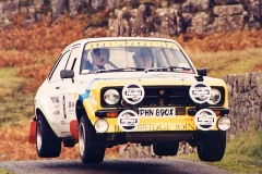 Car:8 Dougi Hall & Gareth Williams, Esc Mk2 2300