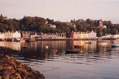 Tobermory Seafront