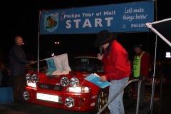 Car:17 Steve Davis & Lesley Hastie, Escort RS1998