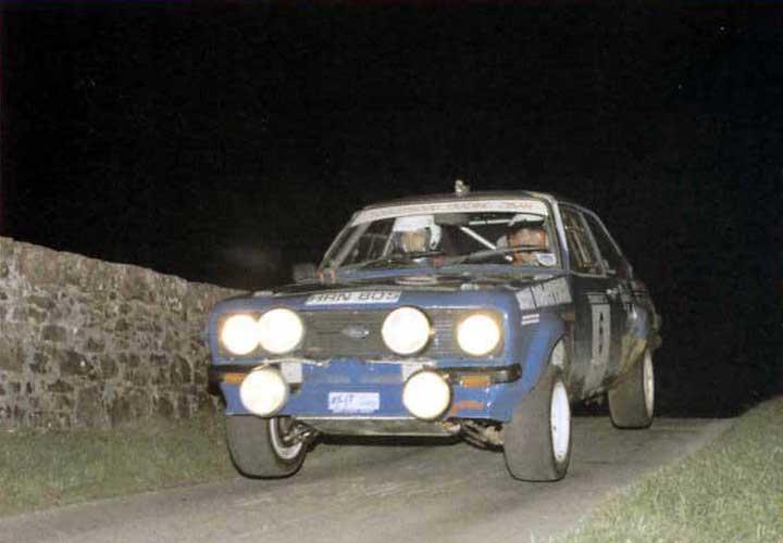 1st Saturday Night Trophy Rally -