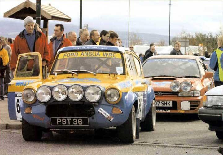 """WRC World Rally Classic"""