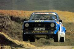 1st Saturday Afternoon Trophy Rally -