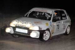 Tenth Overall & 1st in Class B -