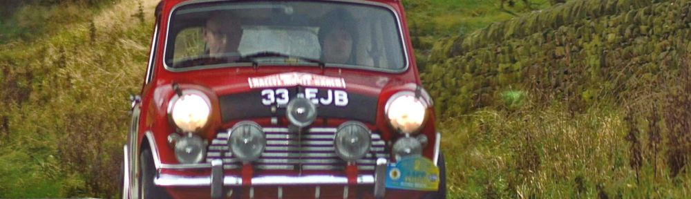 Paddy Hopkirk Mini on AMT 2019
